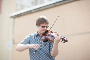 Батян Павел (скрипка)