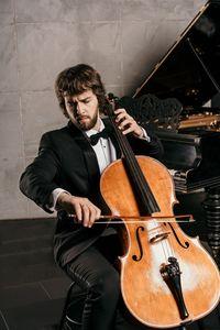 Рамм Александр (виолончель)