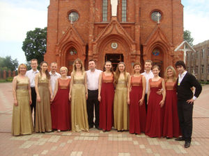 "The ensemble of soloists ""Classic-Avantgarde"""