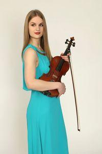 Сидорук Ольга (скрипка)