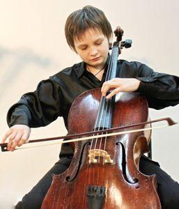 Владыко Данила (виолончель)