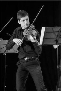 Яцына Олег (скрипка)
