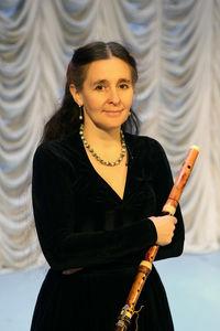Матюкова Галина (флейта)