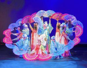 Мандзюсяка, японский хореографический ансамбль