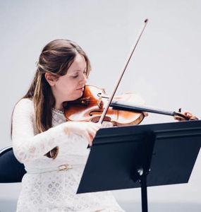 Каризна Анастасия (скрипка)