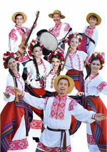 "Honored Collective of the Republic of Belarus Folklore group ""Kupalinka"""