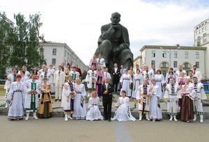 Национальный академический народный оркестр Республики Беларусь им. И. Жиновича