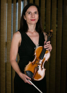Стефанович Юлия (скрипка)