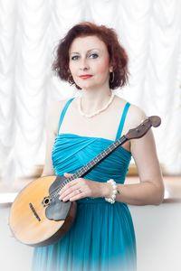 Змитрович Наталья (домра)