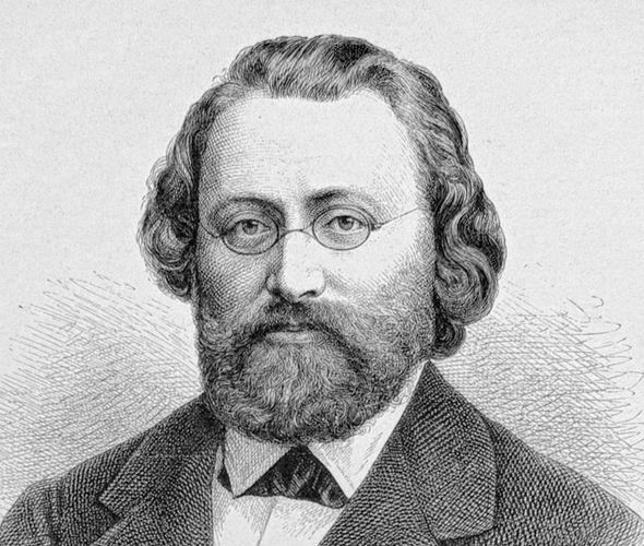 Брух Макс (1838 - 1920)