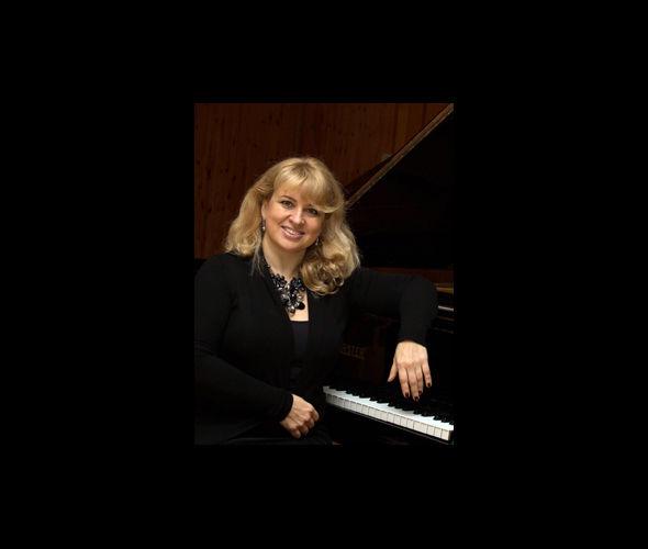 Сахарова Вероника (фортепиано)
