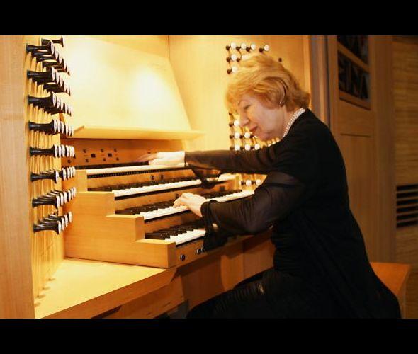 Голуб Людмила (орган)