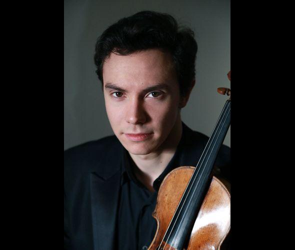 Хахамов Дмитрий (скрипка)