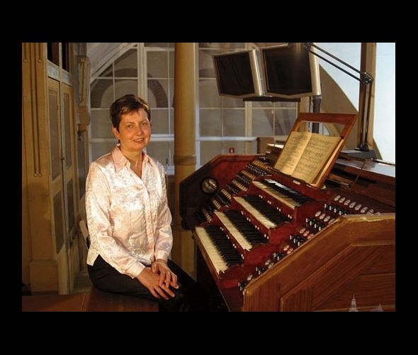 Булава Лариса (орган)