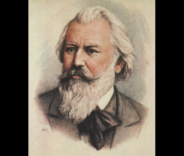 Брамс Иоганнес (1833 - 1897)
