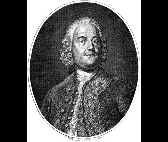 Граун Карл Генрих (1703 - 1759)