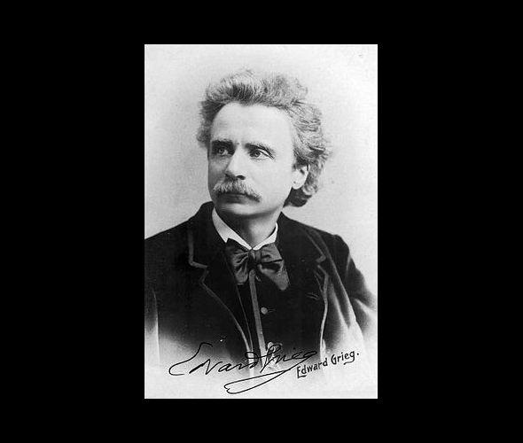 Григ Эдвард (1843 - 1907)