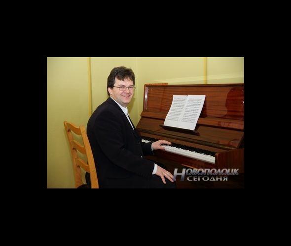 Боровиков Александр (фортепиано)