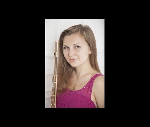 Стачинская Ирина (флейта)