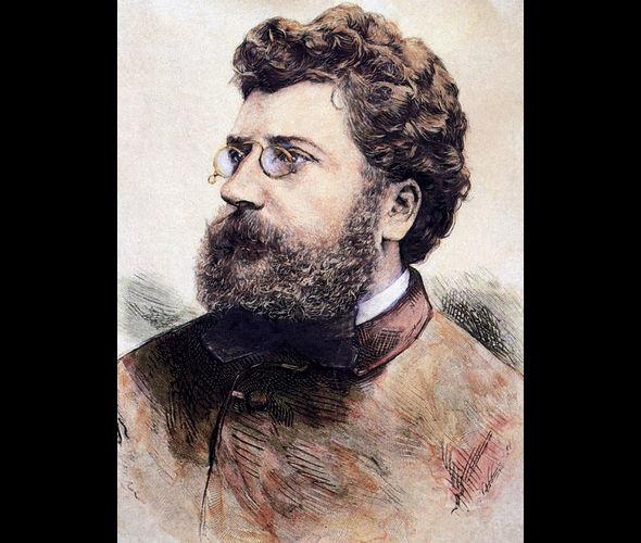 Бизе Жорж (1838 - 1875)