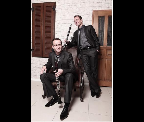 Gurfinkel brothers: Александр и Даниэль Гурфинкели (дуэт кларнетов)