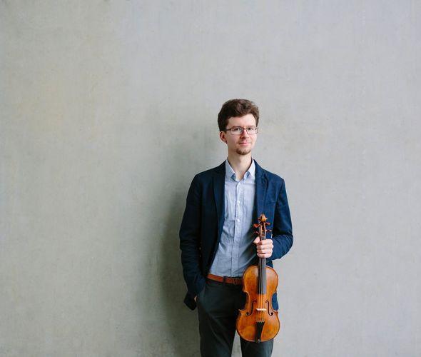 Свиридов Евгений (скрипка)