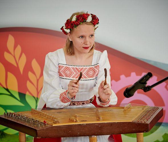 Юхнова Екатерина (цимбалы)