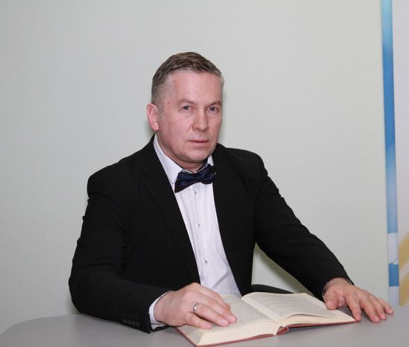 Винярский Олег (художественное слово)