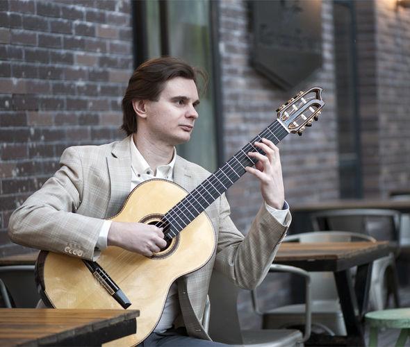 Баранов Антон (гитара)