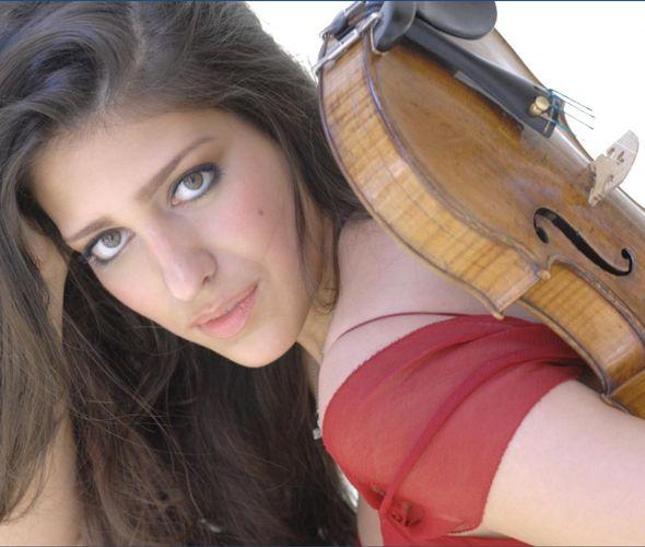 Морено Летиция (скрипка)