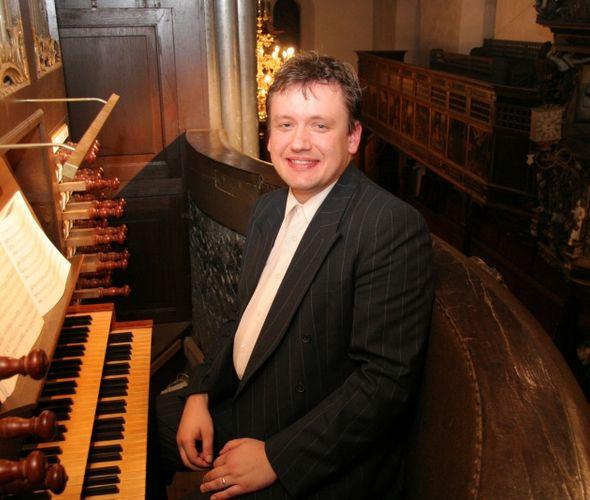 Выграненко Ростислав (орган)