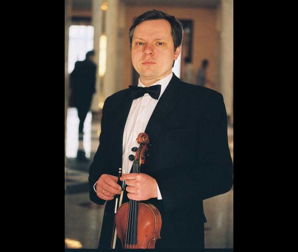 Подов Олег (скрипка)