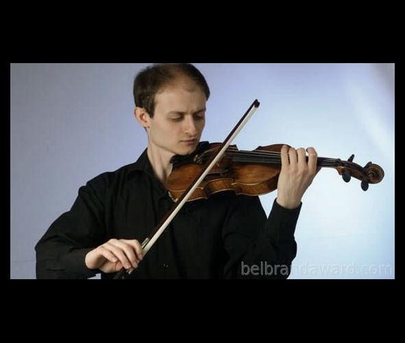Белозерцев Сергей (скрипка)