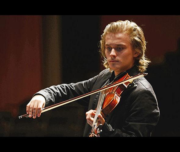 Смирнов Дмитрий (скрипка)