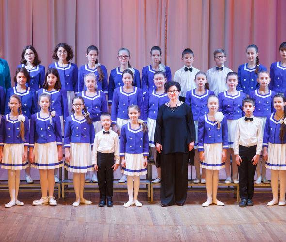 Крынічка, хор Минского государственного дворца детей и молодежи