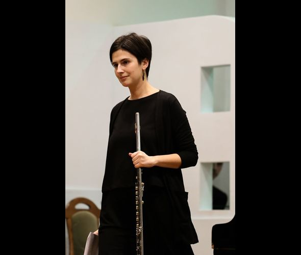 Гонтаренко Диана (флейта)