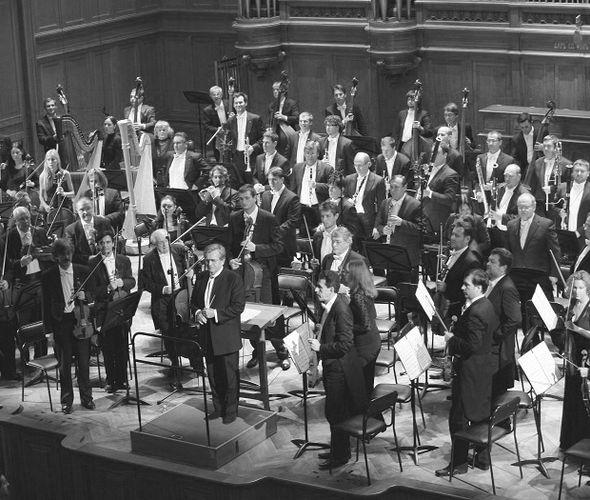 Большой симфонический оркестр имени П.И.Чайковского