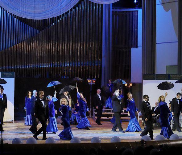 Юбилейный концерт хора (30 лет)