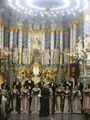 Концерт в Фарном Костёле г. Гродно