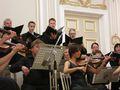 В Малом зале Санкт-Петербургской филармонии